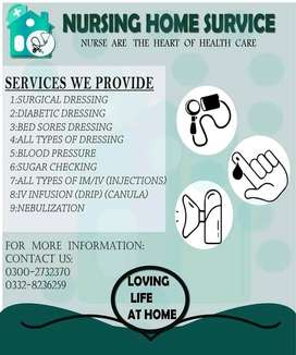 Nursing Home Service