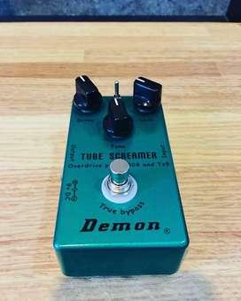 Demon Drive butik 1 efek 2 karakter TS8 & TS9