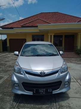 Jual avanza veloz 2012 manual...like new