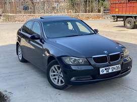 BMW 3 Series 320d Highline Sedan, 2008, Diesel