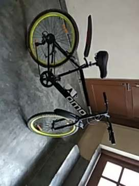 OMO BICYCLE WITH SHIMANO GEAR