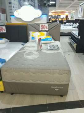 springbed super teenager 2in1