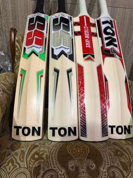 TON SS mrf all English willow hardballs bats available top quality