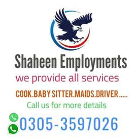 Shaheen Employment's provide staff in this condition with trustworthy