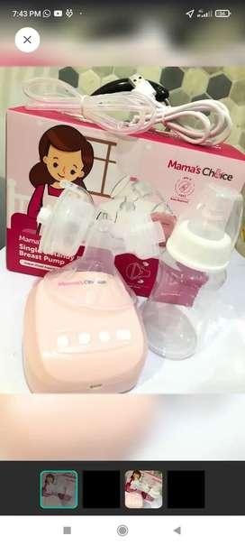 Pompa Asi Elektrik Mama Choice Pink