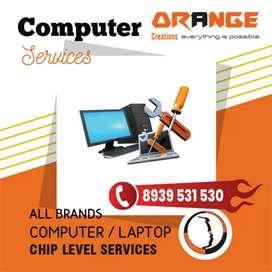 Orange creations