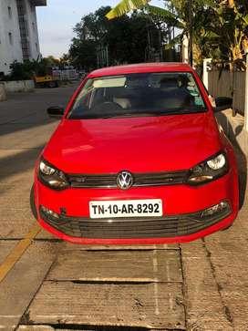 Volkswagen Polo 2014 Petrol Good Condition