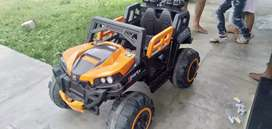 Drivable jeep for kids
