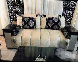 9 sofa set good condition