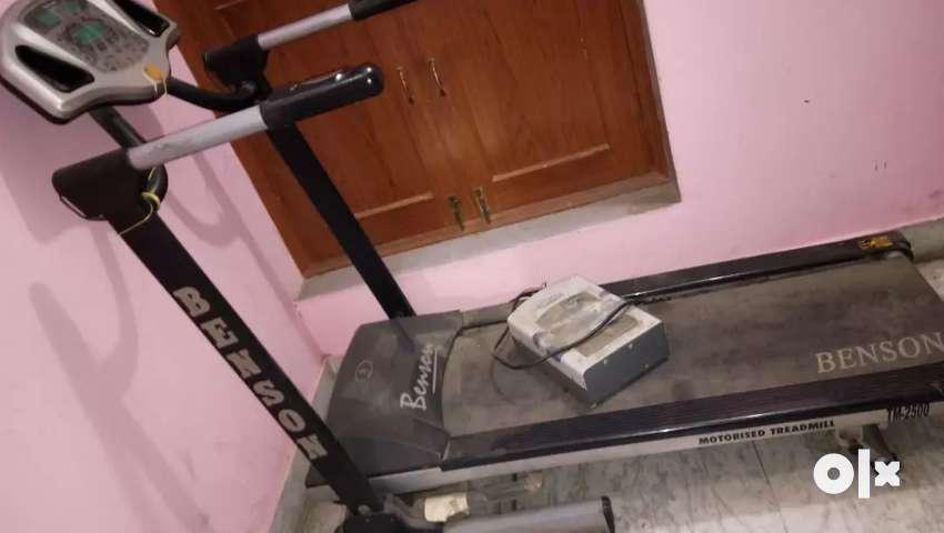 Exerciser for running like trademill 0