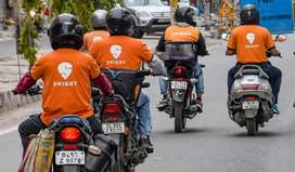 Swiggy delivery requirements