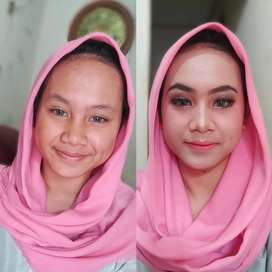 Makeup Kondangan, wisuda,perpisahan dll