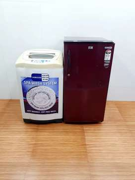 Combo offers available on fridge and washing machine