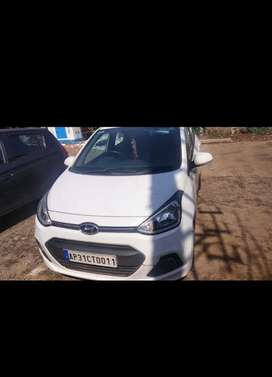 Hyundai Xcent 2014 Diesel 126000 Km Driven