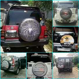 Cover Ban Rush Sarung Ban Taruna Panther Touring Terios CRV Escudo 11a