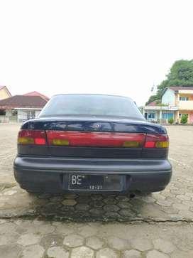 Dijual Mobil Timor S515i DOHC Tahun 97 Warna Biru Metalik