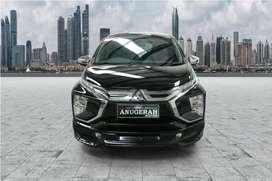 Mitsubishi XPANDER ULTIMATE Matic .Hitam Sangat Istimewa