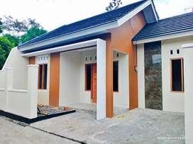 Rumah Baru Minimalis dkt Wisata Kampung Bening Purwomartani
