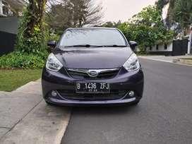 Daihatsu Sirion M Manual 2013 ungu met istimewa dp 6 jt