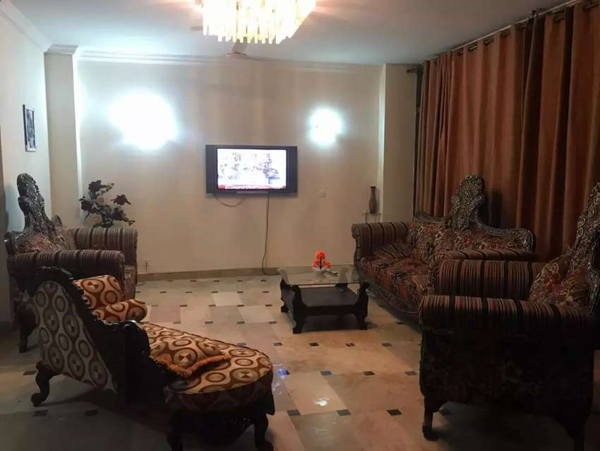 1 and 2 Bedrooms Fully Furnished Flat For Short and Long Stay Rent 0