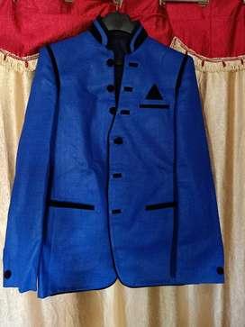 Blue blazer for wedding parties 42inch.