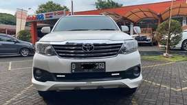 Toyota Fortuner G LUX 2.7 AT TRD Th 2011 bs tt innova