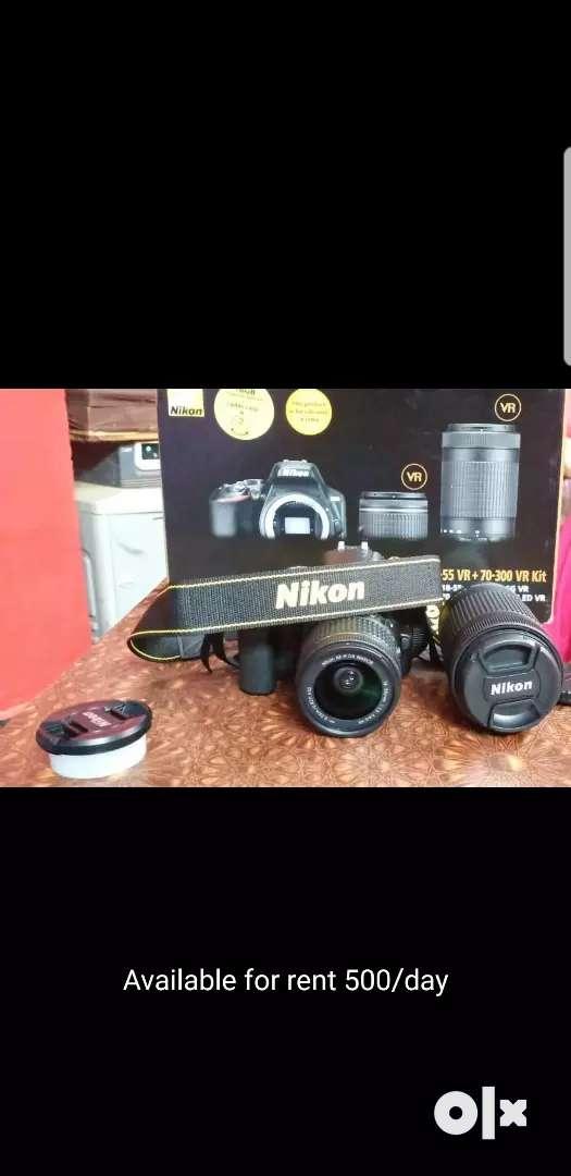 Nikon d3500 0