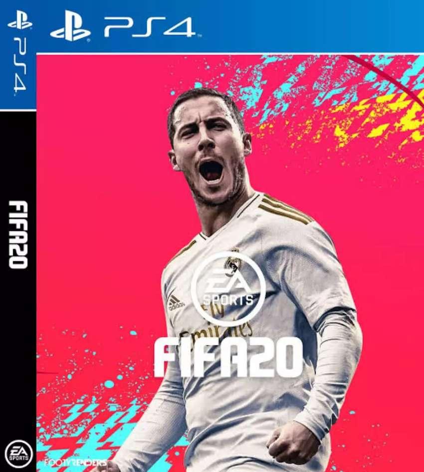 Game fifa 20 ps 4 paking murah 0