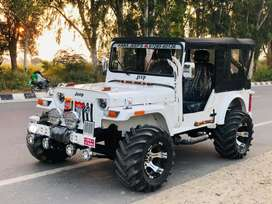 Modified new look willys jeeps