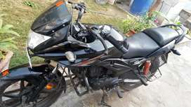 good condition sports bike.