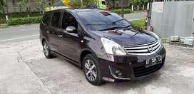 Nissan Grand Livina HWS 2012 Istimewah