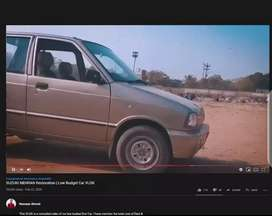 Suzuki Mehran 1989 completely turn into new model
