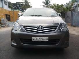 Toyota Innova 2004-2011 2.0 V, 2010, Diesel
