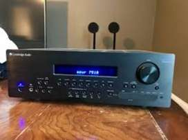 Cambridge audio auzar 751 vr only call no sms or olx chat