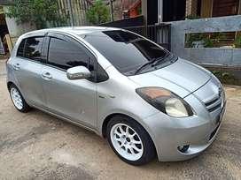 Dijual mobil Toyota Yaris E Matic th2008
