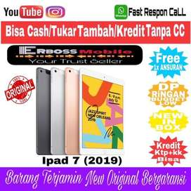 CAsH BiSa KreDit Call/WA Minat iPad 7 - 10inch/32GB/WiFi Only New Appl