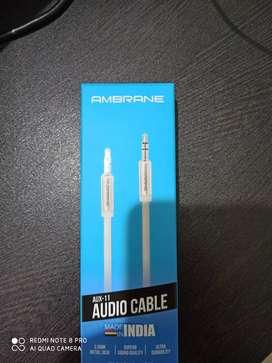 Ambrane Aux Cable