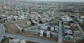 10Marla staric Ready plot available for sale in K Block  Bahria Town