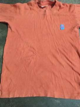 Orange Original Palm Tree Tshirt