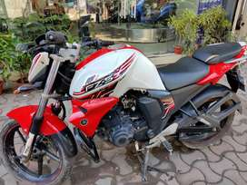 YAMAHA FZS-V2.0  in a well maintained condition!!