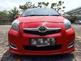 Toyota Yaris S Limited 2010 AT istimewa