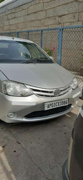 Toyota Etios G SP*, 2013, Diesel