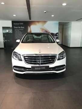 Mercedes-Benz S-Class 350, 2018, Diesel