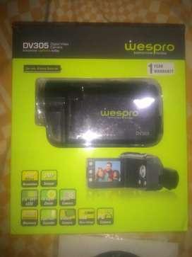 Wespro DV 305 Handy cam