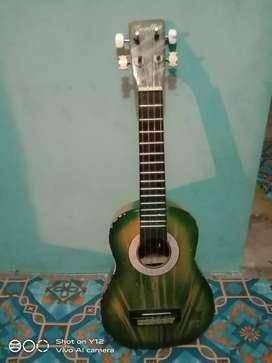 Gitar uku lele senar 4