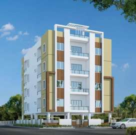 2BHK brand new construction with car parking