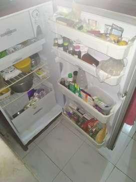 160 litre electrolux refrigerator dark maroon color