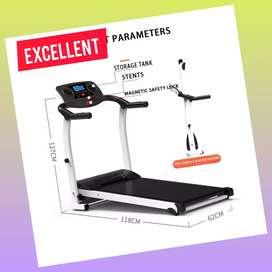 treadmill elektrik twen TD-66 II sepeda statis II home gym