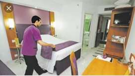Urgent hiring for housekeeping boys and girls