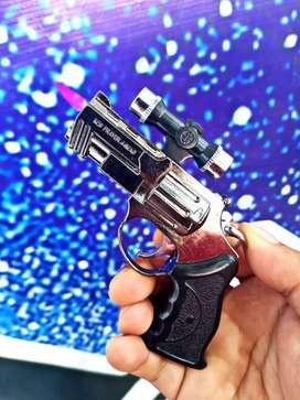 Korek api pistol mini plus Laser